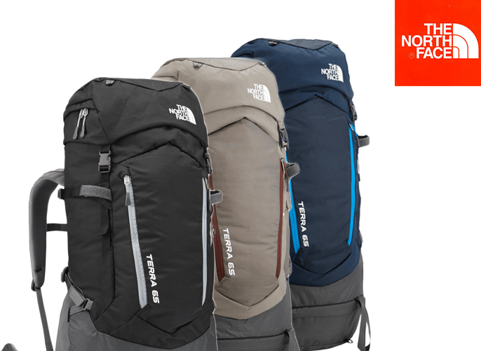 Estilos North Face Terra 65