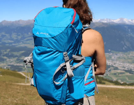 Funcion Vaude Asymmetric 38 8