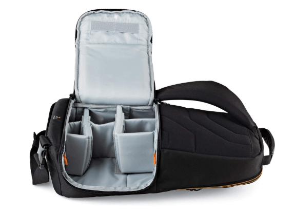 Interior Lowepro Slingshot Edge 250