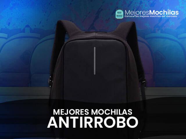 mejores mochilas antirrobo