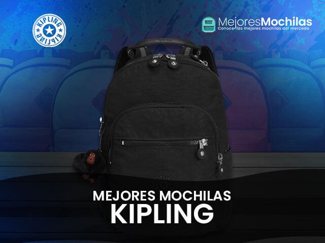 mejores mochilas kipling