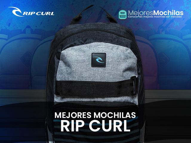 Mochilas Mercado Del Rip Mejores Curl RALjq453