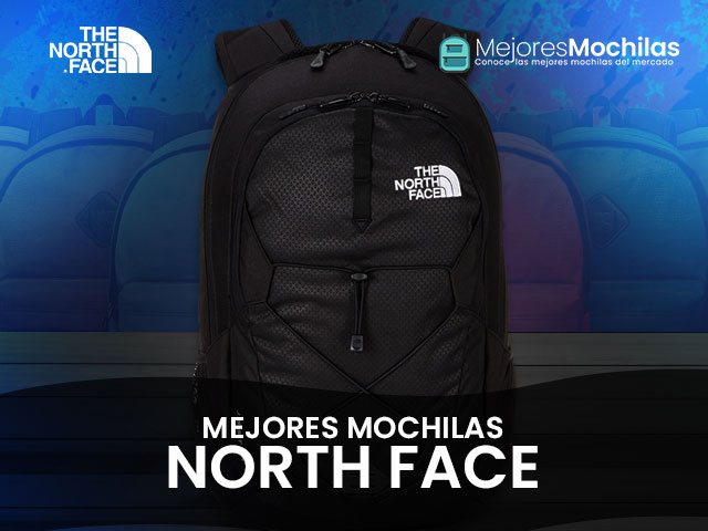 mejores mochilas the north face