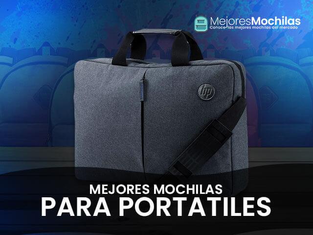 mejores mochilas para ordenadores portátiles