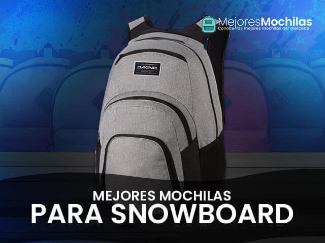 mejores-mochilas-snowboard